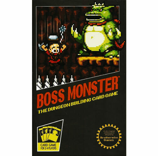 Boss Monster: The Dungeon Building Game