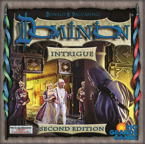 Dominion Expansion: Intrigue (2nd edition)