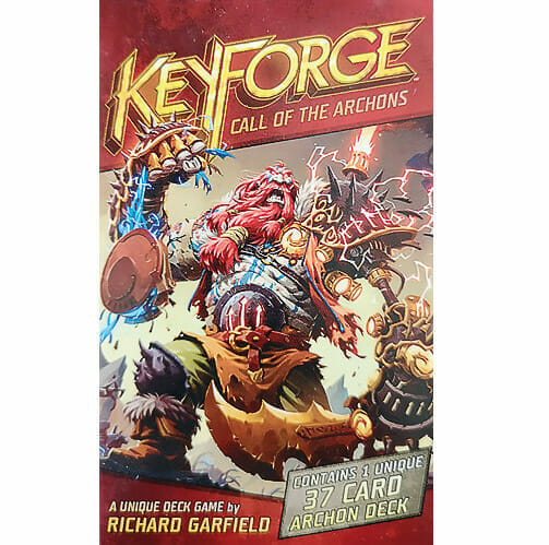 KeyForge Call of the Archons: 1 Deck