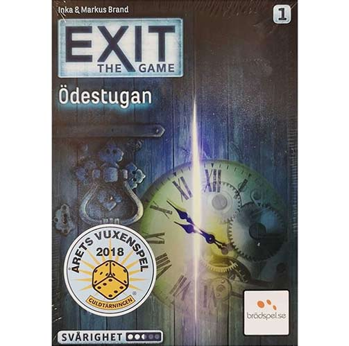 EXIT: The Game – Ödestugan