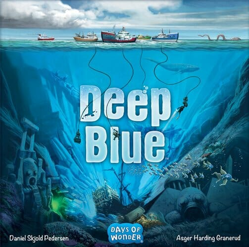 deep blue brädspel